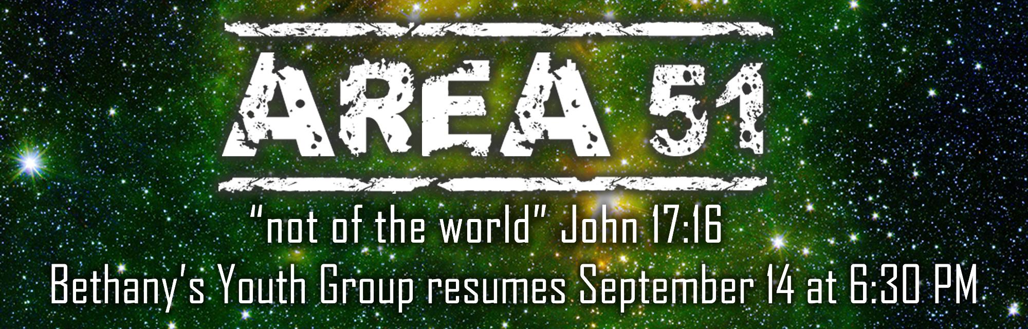 AREA 51 Resumes