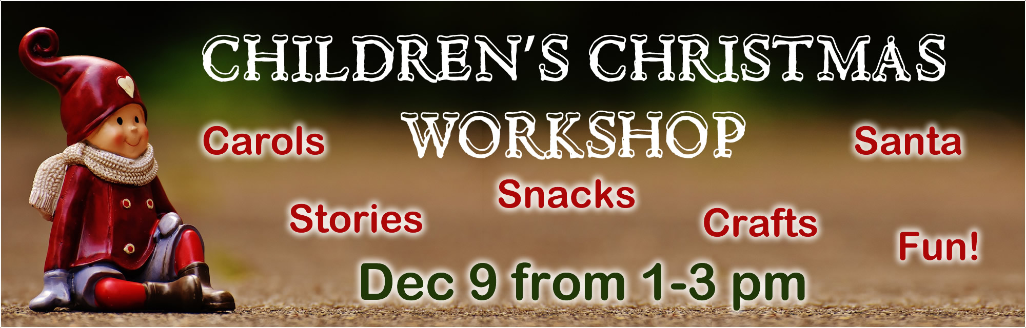 Children's Christmas Workshop